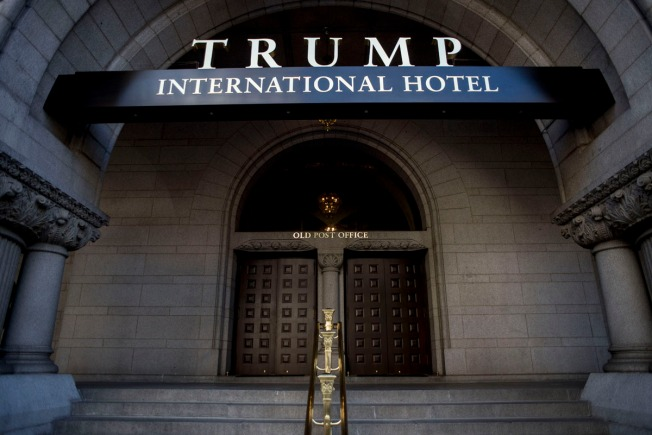 Mexico OKs Trump Trademarks for Hotels and Tourism Industry