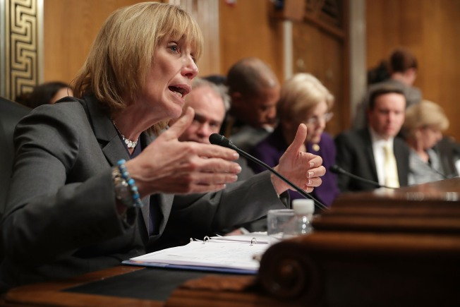 Sen. Hassan Hosting Press Conference With Nation's Governors