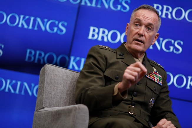 Chairman of Joint Chiefs of Staff to Deliver Commencement Address in Vermont College