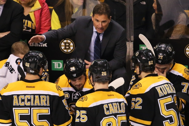 Boston Bruins Bring Back Bruce Cassidy as Head Coach