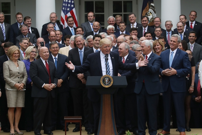 Poll: 48 Percent Say House GOP Health Care Bill Is a Bad Idea