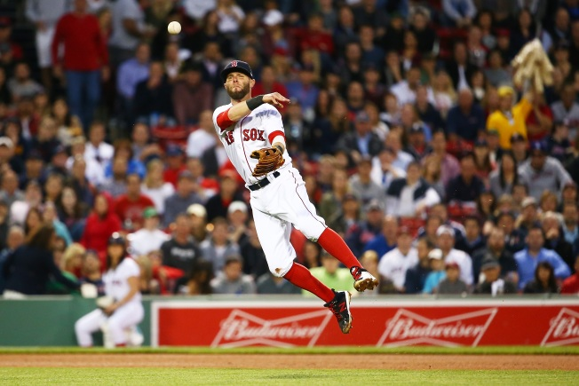 Dustin Pedroia Added to Disabled List; Addison Reed Added to Roster
