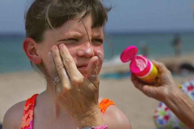 Boston Providing Free Sunscreen at City Parks