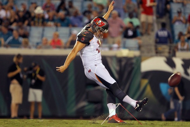 Patriots Sign New Kicker After Releasing Mike Nugent