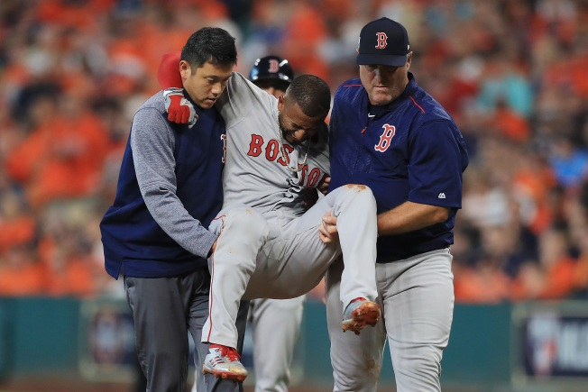 Red Sox Fall 8-2 in Game 1 of ALDS Against Astros