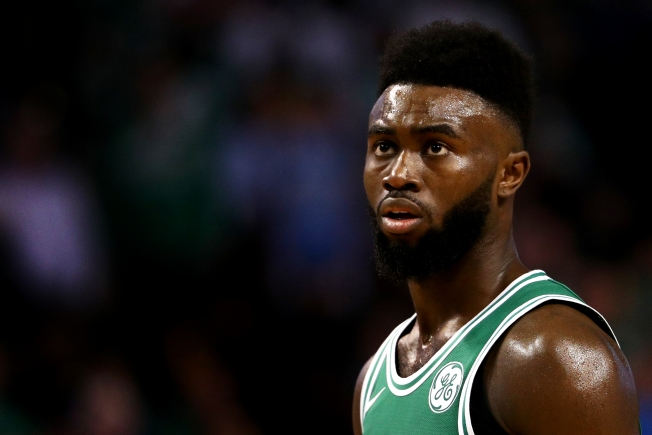 WATCH: Jaylen Brown's Game-Winning 3-Pointer