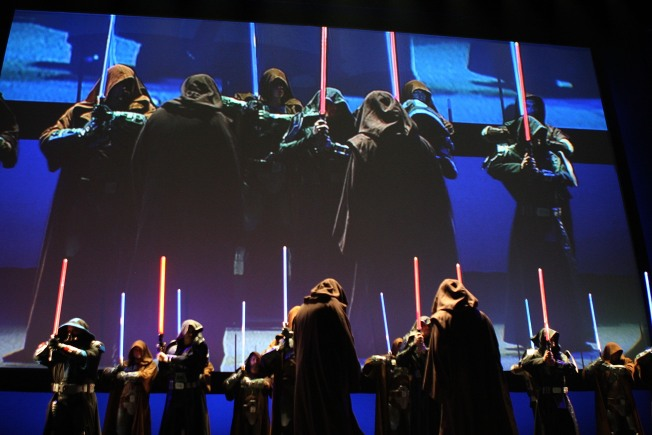 Lightsaber Course Being Offered in New Hampshire