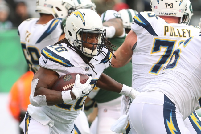 VIDEO: Uber Driver Unknowingly Talks Trash About Chargers to Chargers' Star Running Back