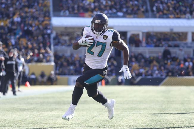 Jaguars Running Back Fournette Involved in Car Accident