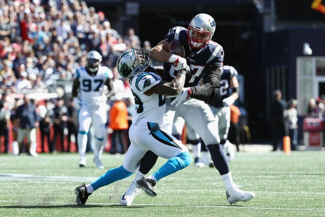Carolina Panthers vs. New England Patriots Odds, Analysis, NFL Betting Pick