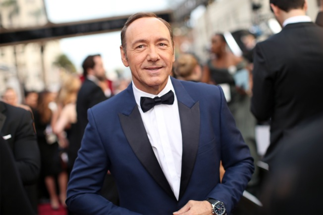 Dancing Kevin Spacey steals the show at Tony awards