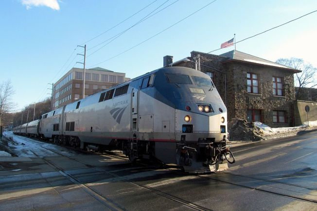 Amtrak Customers Bused After Flash Flooding