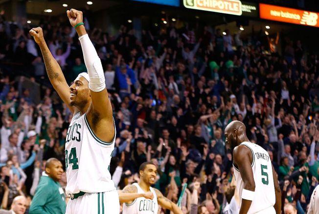 Boston Celtics to Retire Paul Pierce's #34 on Feb. 11, 2018