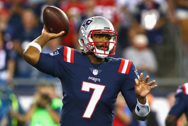 Patriots reportedly trade Jacoby Brissett to Colts for WR Phillip Dorsett