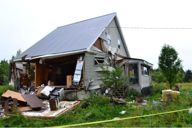 Vermont Family Displaced After Home Explosion Friday