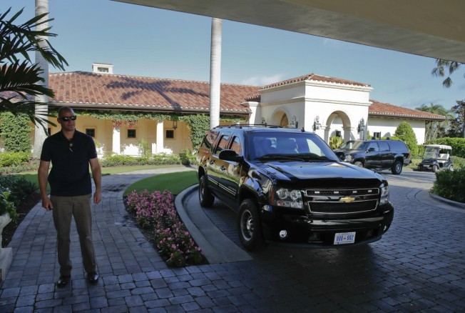 Trump Golf Course in Florida Sues Over Property Tax Bill