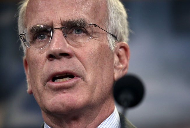 Vermont's Democratic U.S. Rep. Peter Welch Cruises to Win