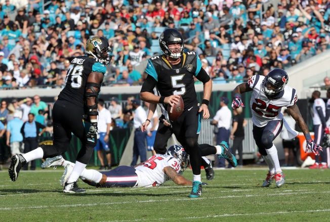 Jacksonville Jaguars: How Blake Bortles compares to Super Bowl QBs