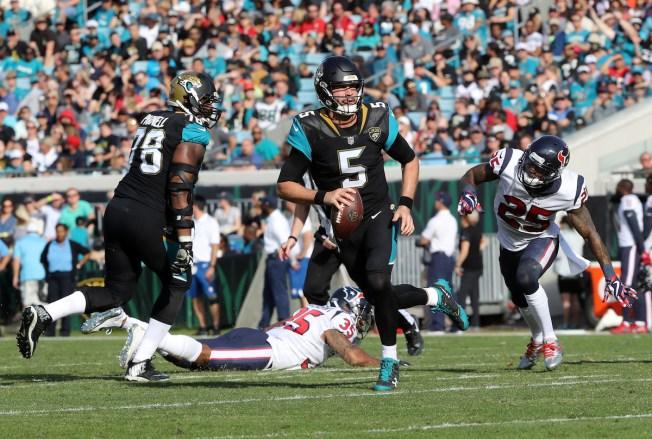 Jacksonville Jaguars: How Blake Bortles compares to Super Bowl QBs