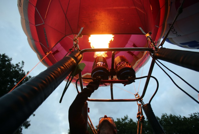 Balloon Festival Organizers: Thieves Stole $40K in Cords