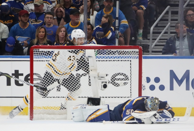 Bruins Blow Out Blues for 2-1 Lead in Stanley Cup Final