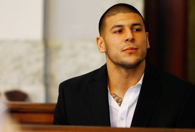 Aaron Hernandez Jury Selection Delayed Due to Weather
