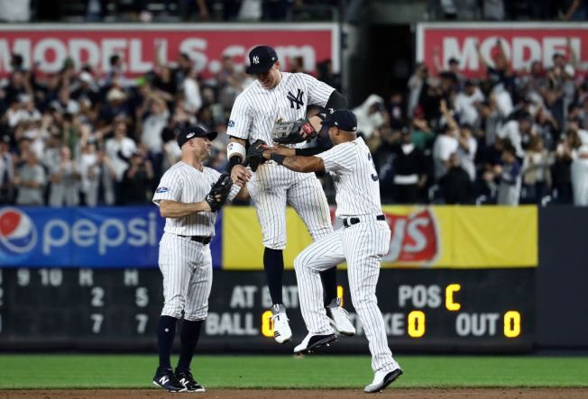 Red Sox Will Face Yankees in ALDS After New York Beats Oakland