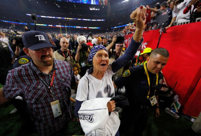 Tom Brady's Mother Has Concluded Cancer Treatments