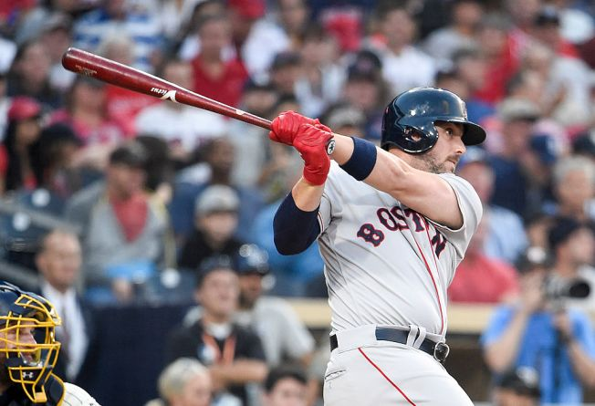 Red Sox Trade Travis Shaw for Relief Pitcher