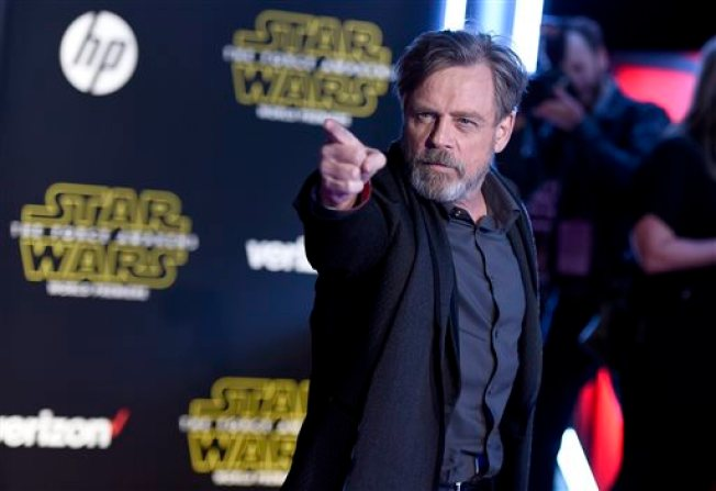 Mark Hamill Supports Terminally Ill 'Star Wars' Fan