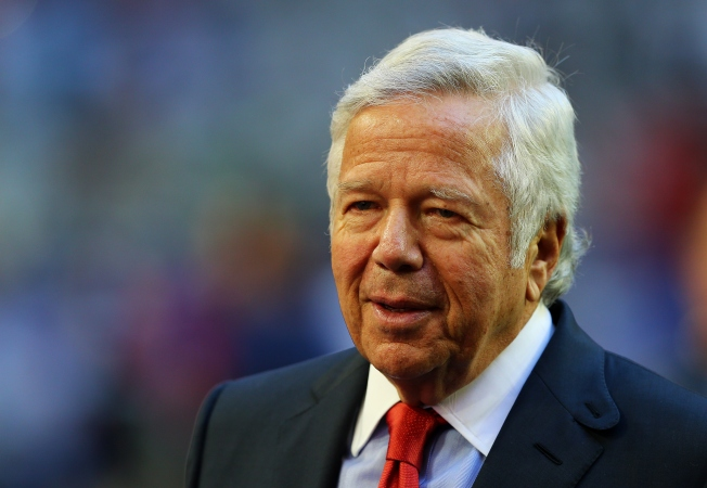 Patriots Owner Robert Kraft Asked Roger Goodell to Return Team's Draft Picks