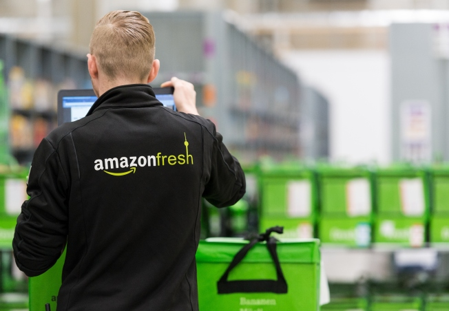 Amazon Now Offering Free Grocery Delivery to Prime Members