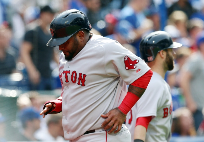 Sandoval Benched, Price at Centerpiece of Red Sox Efforts