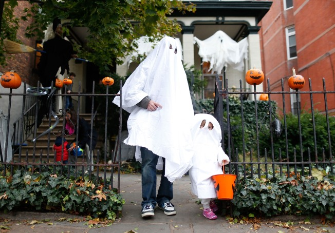 Boston Ranked Among Top Cities to go Trick-or-Treating