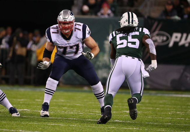 Giants Paying Big Bucks to Sign Left Tackle Nate Solder