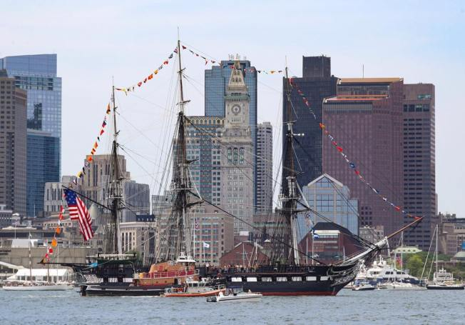 USS Constitution Announces Fall Public Tour Hours