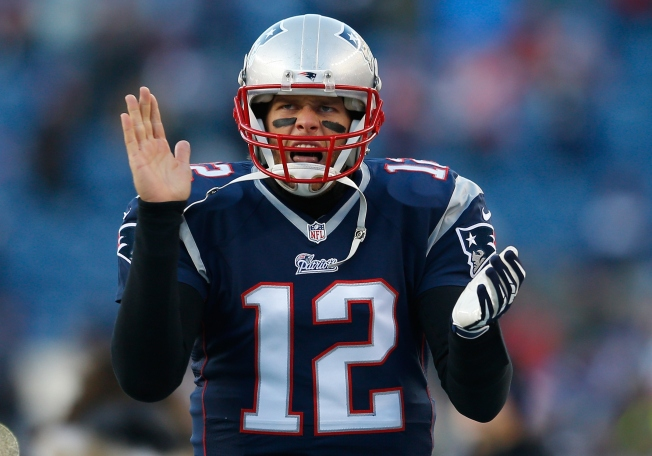Teammates Motivated by Brady