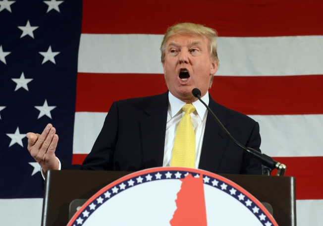 "Donald Trump Sets Date for ""Special Announcement"" on 2016 Decision"