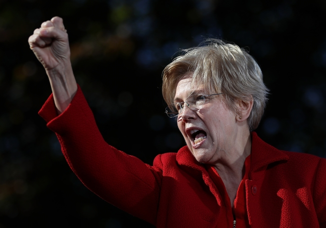 Sen. Elizabeth Warren Adding Staff With National Security Credentials