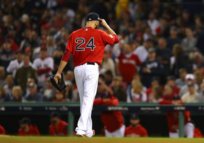 Red Sox Fall to Yankees 6-2,  ALDS Tied 1-1