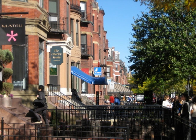 'Open Newbury Street' to Return Over 3 Sundays