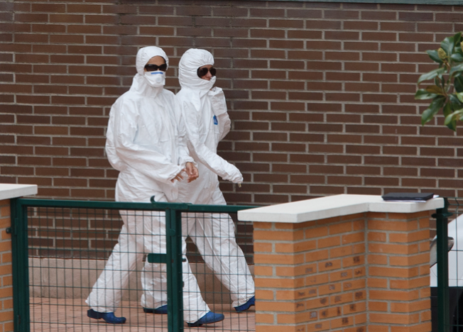 Dartmouth-Hitchcock to Accept Ebola Patients