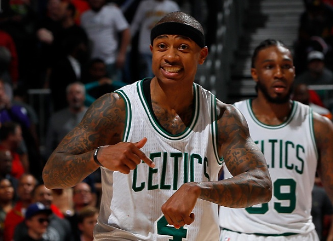 Isaiah Thomas Time: Snapshots of an MVP Caliber Season