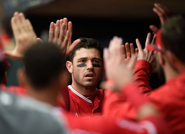 Red Sox Acquire Los Angeles Angels' Ian Kinsler to Replace Injured Dustin Pedroia
