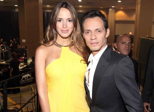 Singer Marc Anthony Divorcing Venezuelan Model Shannon de Lima