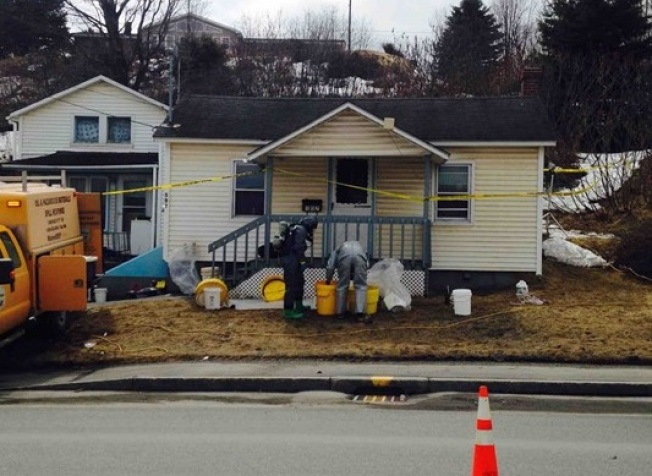 Police: Couple Operated 1 of the Largest Meth Labs Discovered in Maine