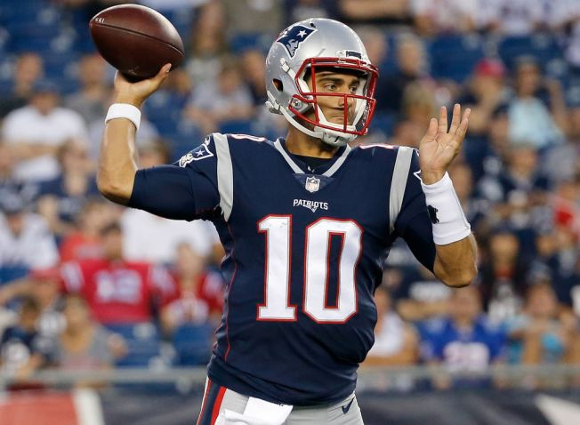 Jimmy Garoppolo's greatest impact: Sparking Tom Brady to higher level