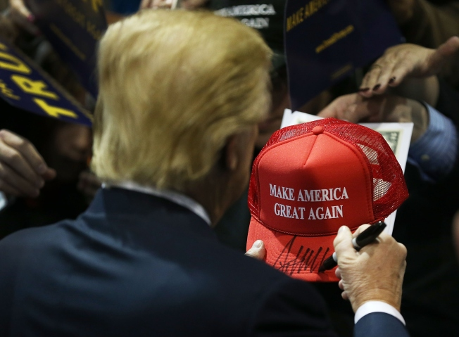 Maine Student Says Faculty Members Mocked His Donald Trump Hat