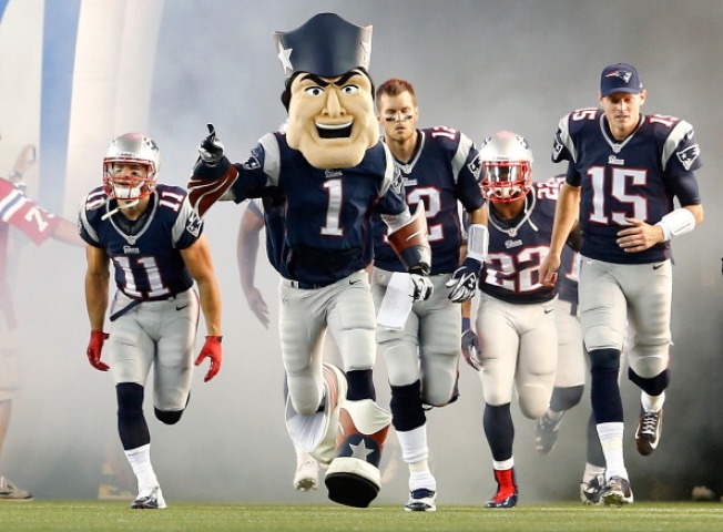 Pats Attempt 4th Consecutive Win Against Bears