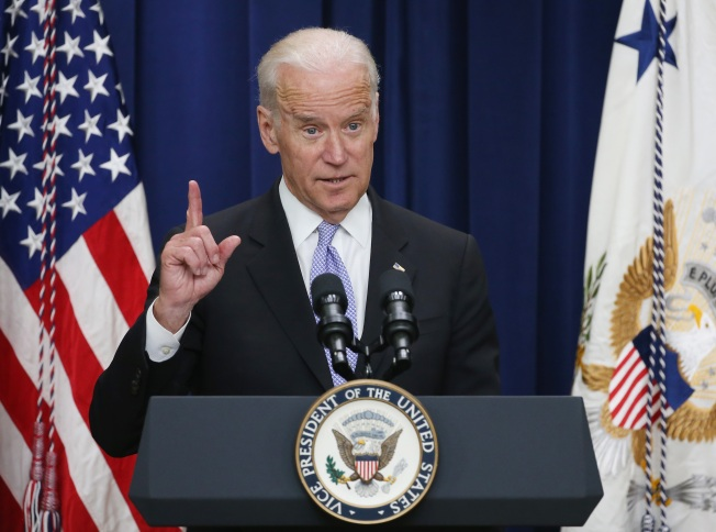 Vice President Joe Biden Calls for Infrastructure Investment in Rhode Island